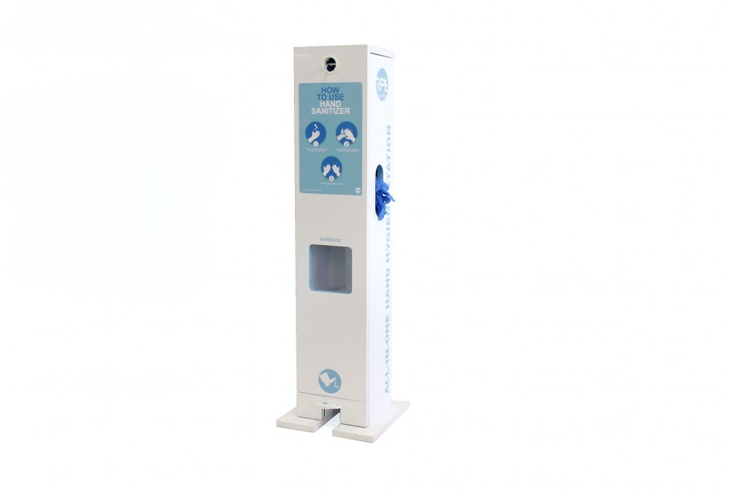 All-in-One Hygiene Station